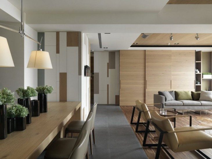 25 Degree Celsius Dwelling by Urbane