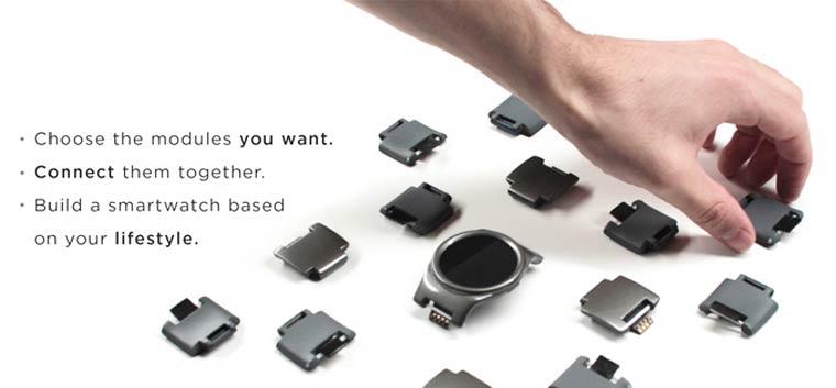 BLOCKS - The first modular smartwatch is a huge success on Kickstarter