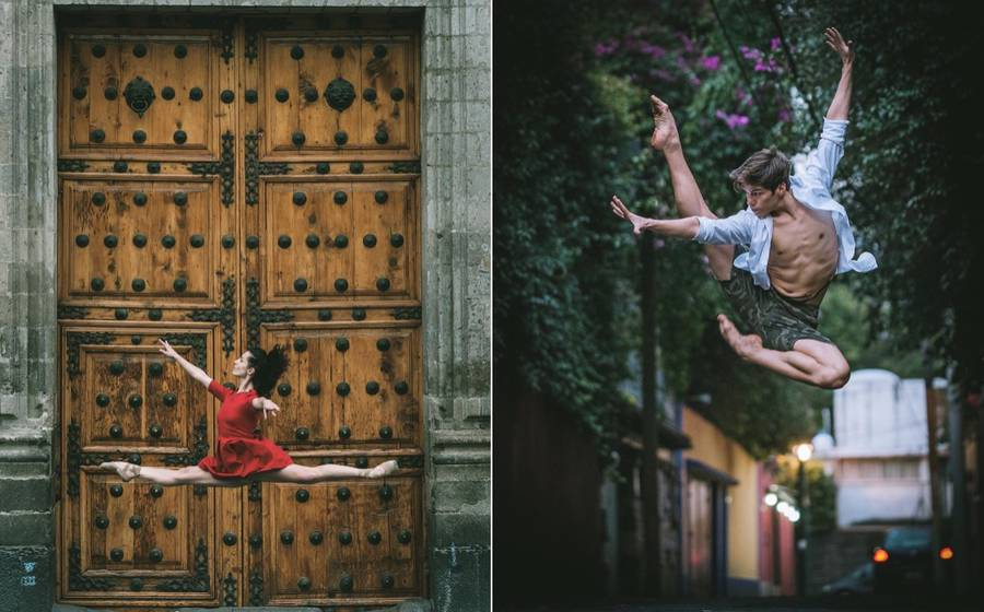 Impressive Portraits of Mexico Dancers (17 pics)