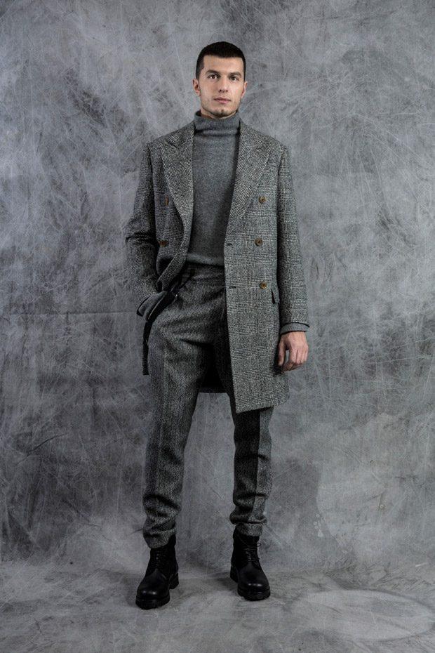 #MFW Ermanno Scervino Fall Winter 2017.18 Menswear Collection