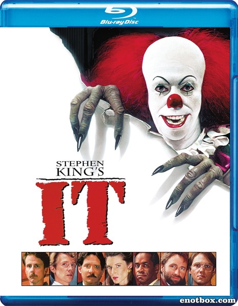 Оно / It (1990/BDRip/HDRip)