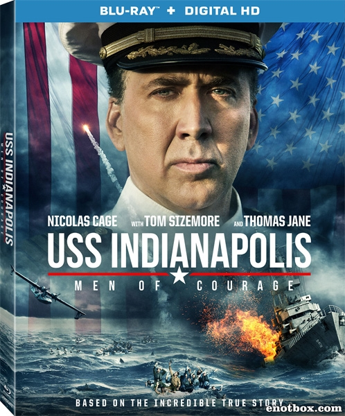 Крейсер / USS Indianapolis: Men of Courage (2016/BDRip/HDRip)