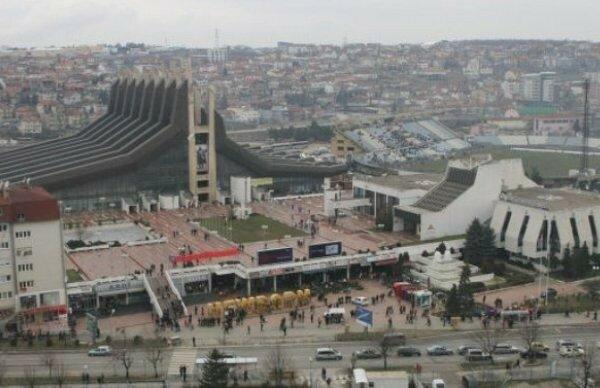 Сербия, Приштина, Косово,