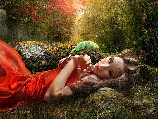 Photo Manipulations by Stephanie Pitino
