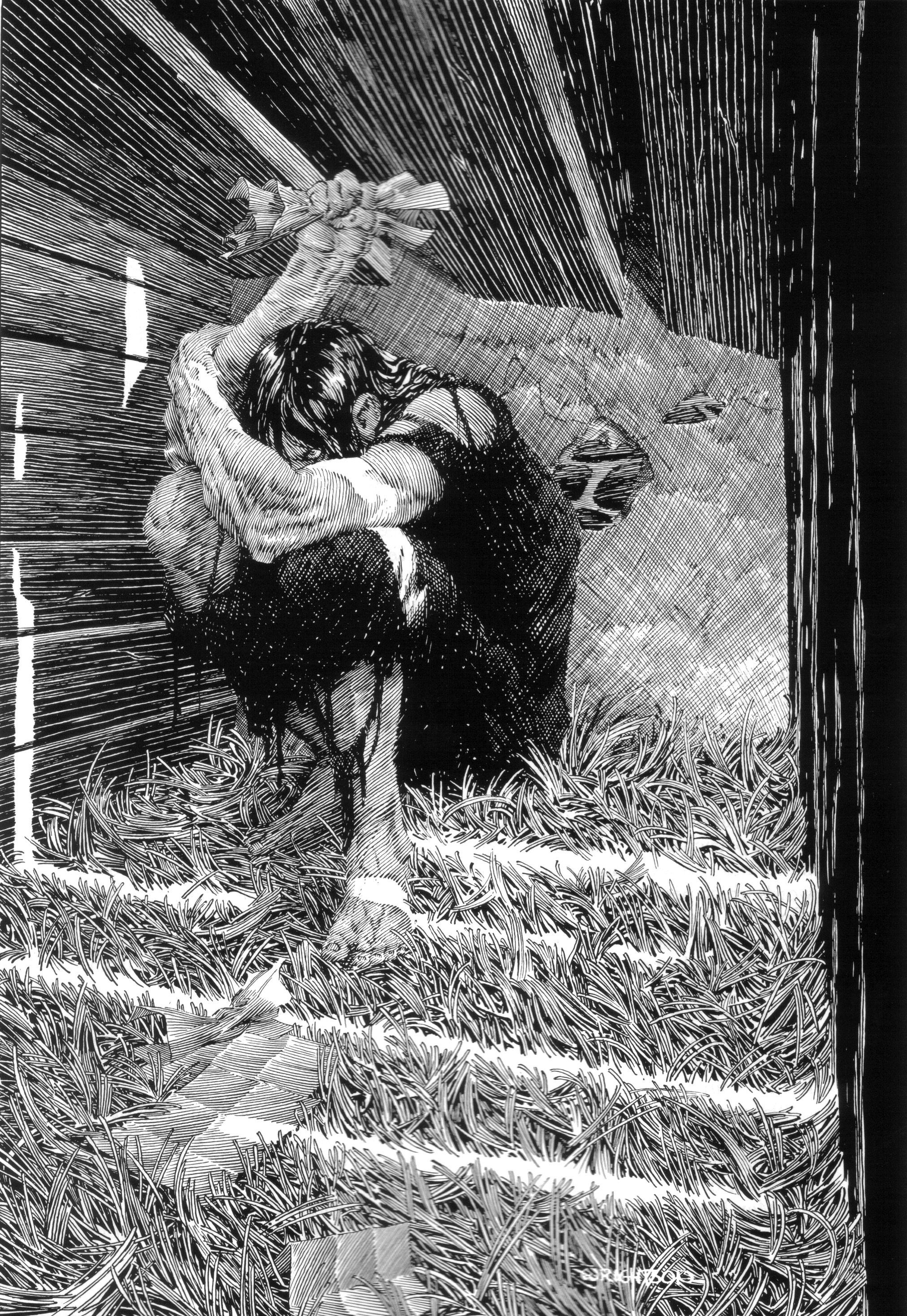 Bernie Wrightson - Passing of a Horror Legend