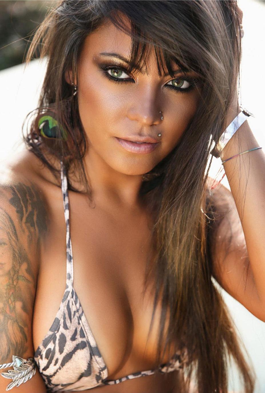 Девушка из Ипанемы - Нанда Родригес / Nanda Rodriguez - Playboy Italia september 2016
