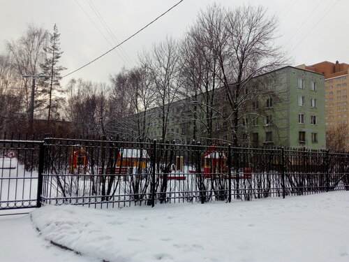Софийская ул. 23к1