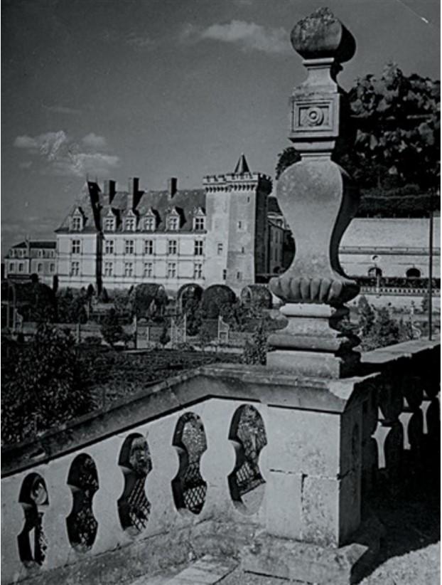 1938.  Замок Вилландро
