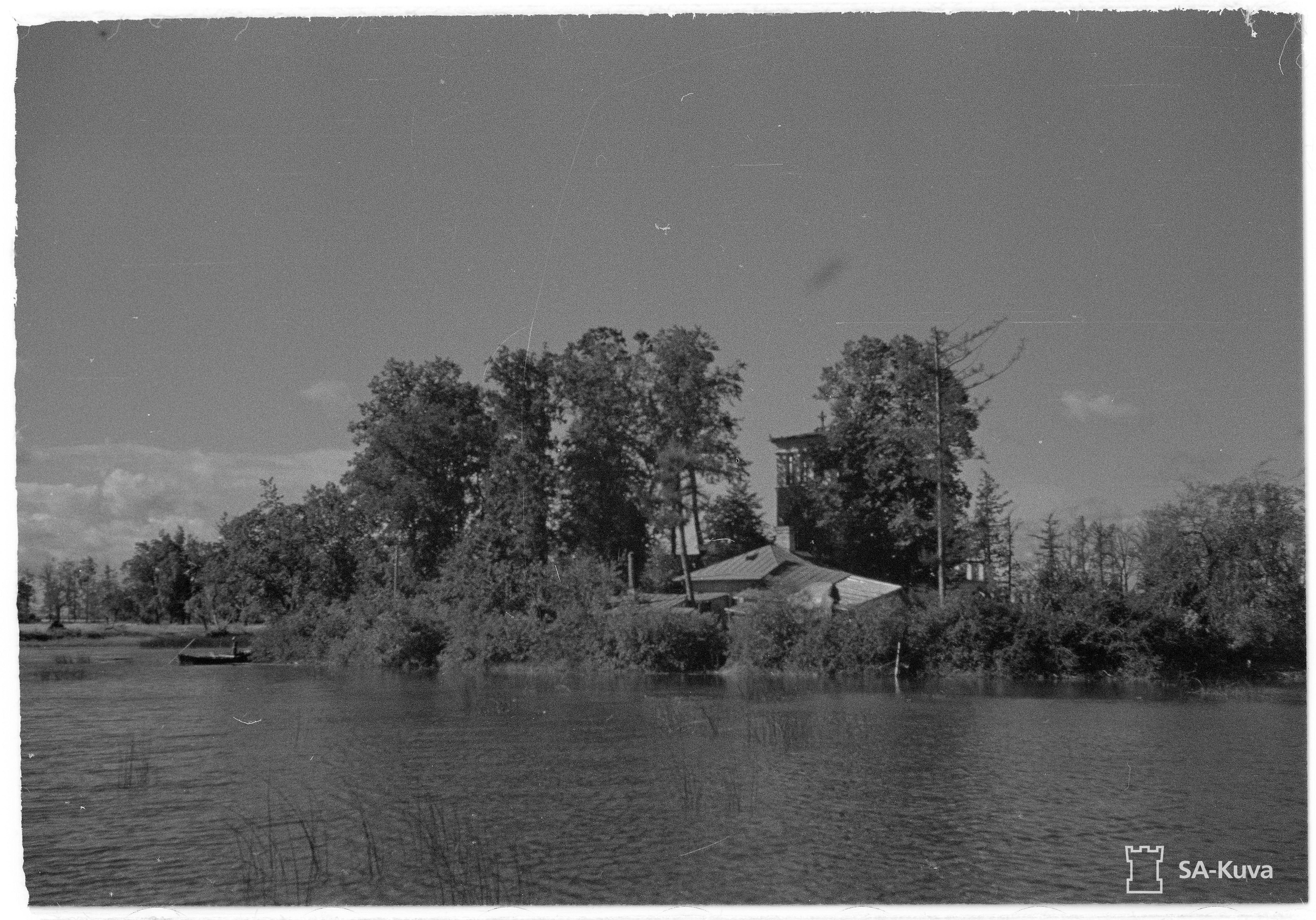 1943. Царицын остров