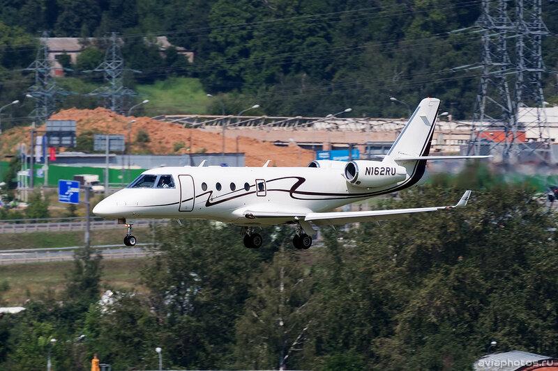 Gulfstream G150 (N162RU) D805328