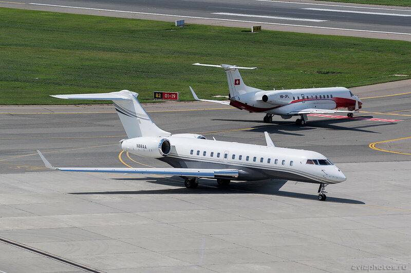 Bombardier BD-700-1A10 Global 6000 (N88AA) D805382