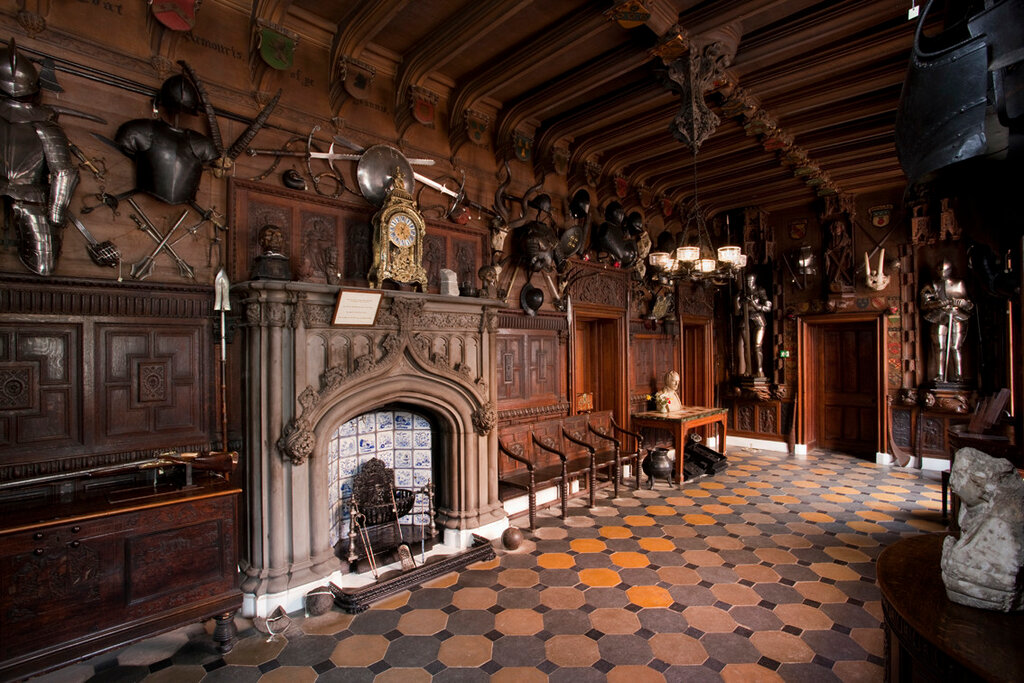 Abbotsford House_Amoury Hall_View 5 of 8_Photograph by Angus Bremner©#FB14.jpg