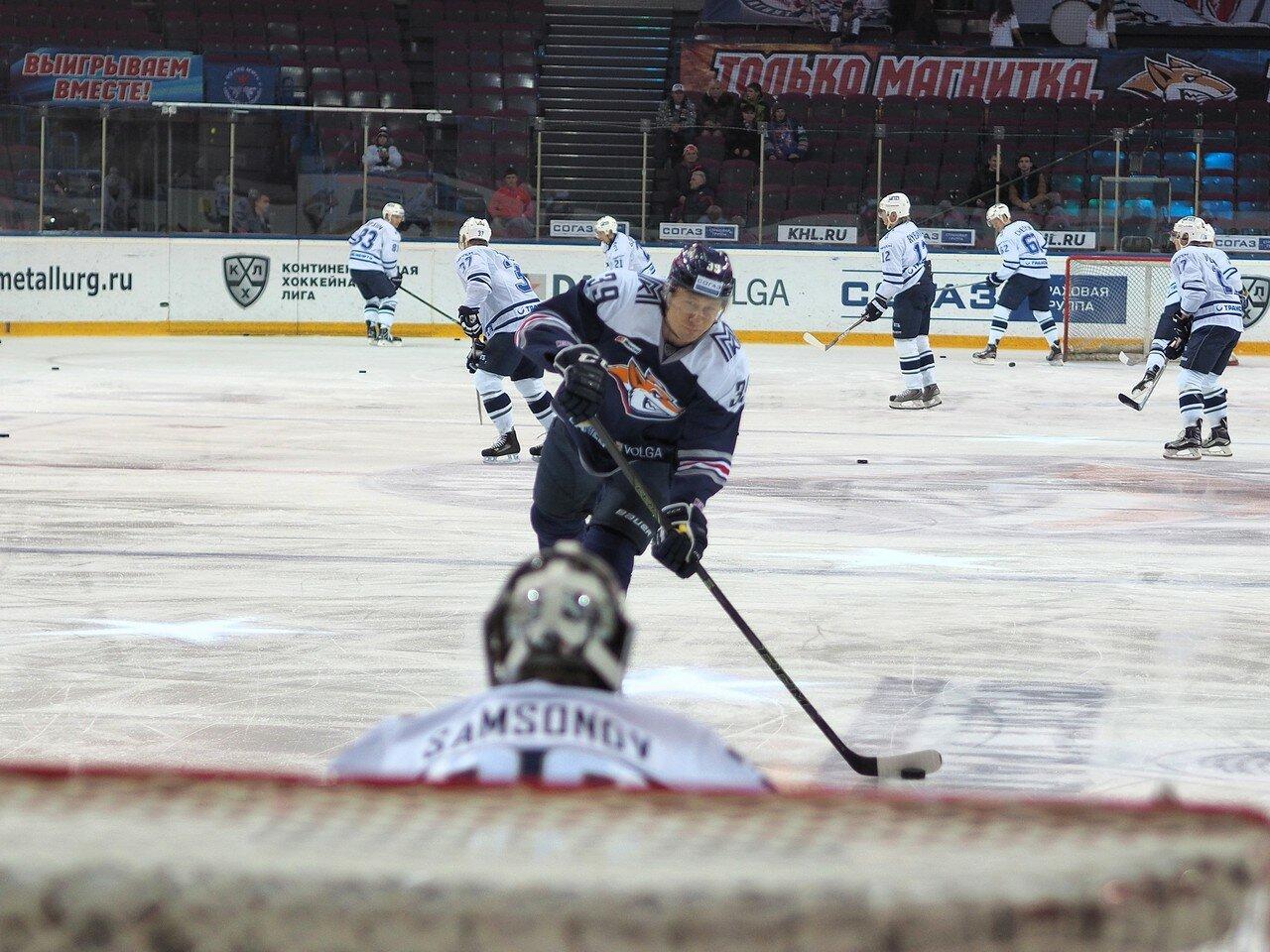19Металлург - Динамо Москва 21.11.2016