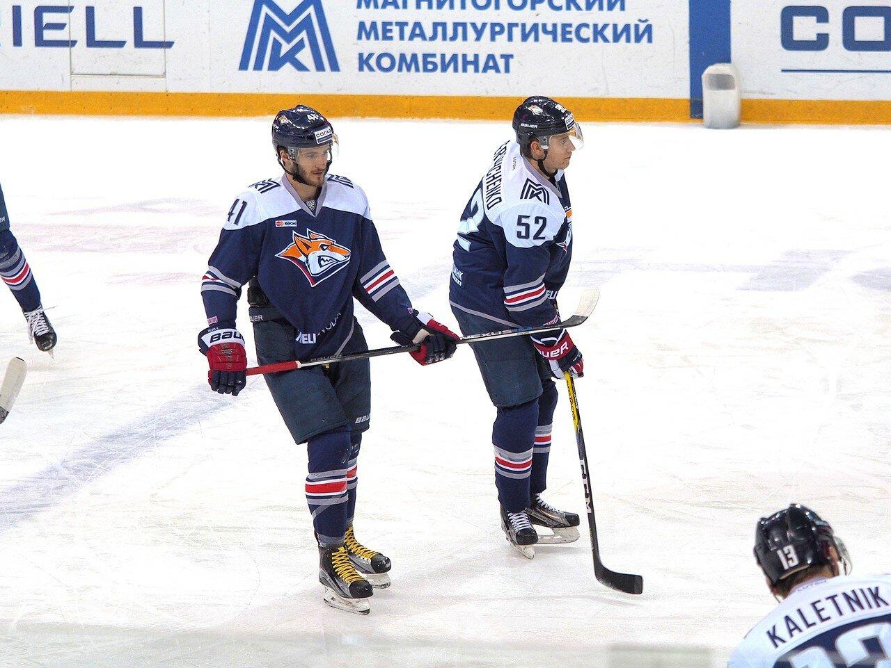 53Металлург - Динамо Москва 21.11.2016