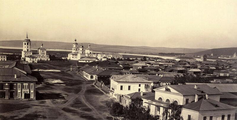 1860 Гостинодворская площадь Иркутска.jpg
