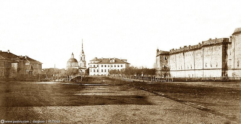 1860с Вологда Бульвар на Соборной площади.jpg