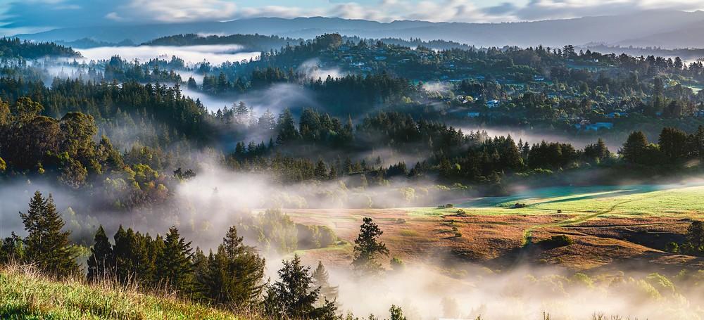 Восхитительные пейзажи Мэтта Уокера