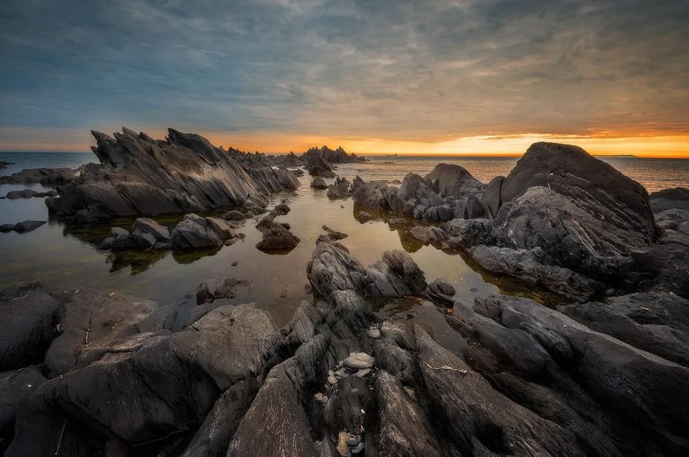 пары красивые приморские пейзажи фото шар открытка
