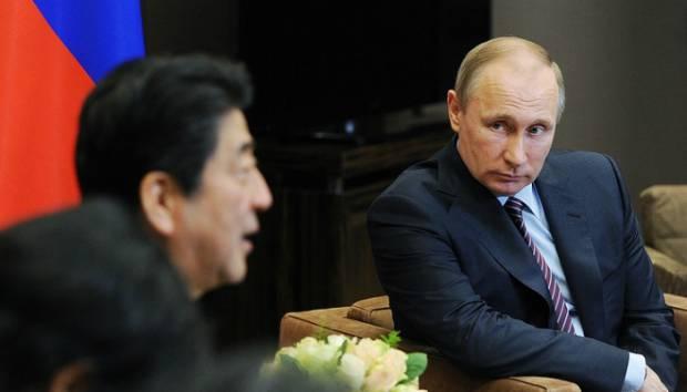 США предупредили Японию о последствиях предстоящего визита Путина в Токио