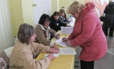 Стартовали выборы в 41 объединенной общине в 13 областях