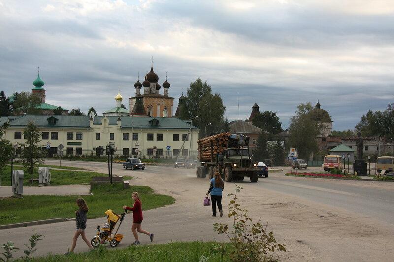 83. Борисоглебский кремль, Ростовский район, Ярославская область.JPG