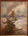 Окс Евгений Борисович. Гвардейцы на подступах к Москве. 1941