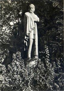 Н.А. Андреев (1873-1932) Памятник А.И. Герцену, 1919-1920 гг. Москва, старое здание МГУ. 1959, 20 тыс.jpg