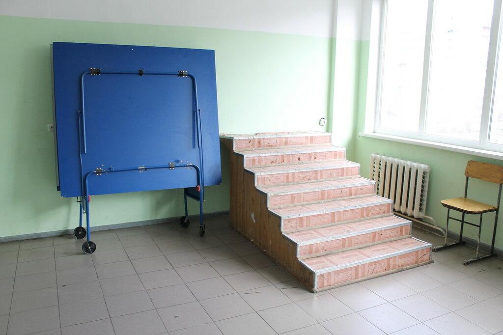 Лестница в другое измерение.