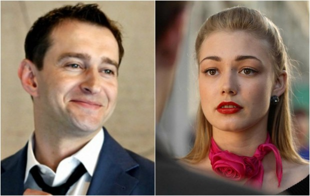 Хабенский иАкиньшина стали самыми популярными российскими актерами XXI века