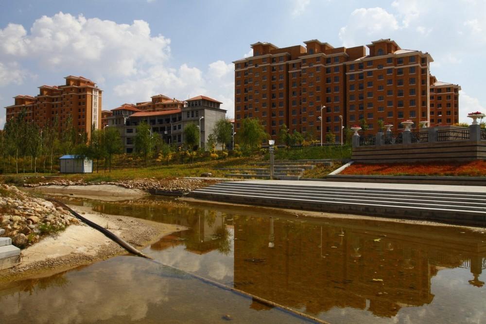 Как сегодня живет Ордос, некогда самый большой город-призрак