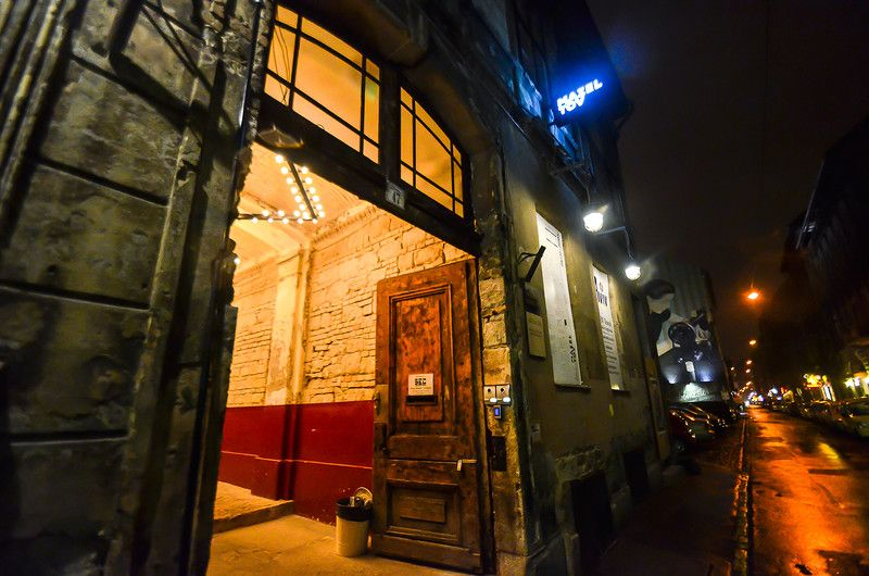 71. Бар «Мазел тов», еврейский бар.