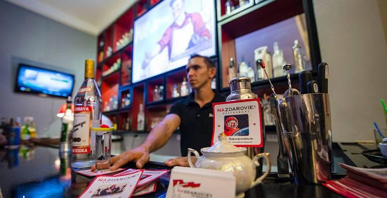Удивительно, но в Гаване есть настоящий советский ресторан! Тут можно отведать блюда русской и украи