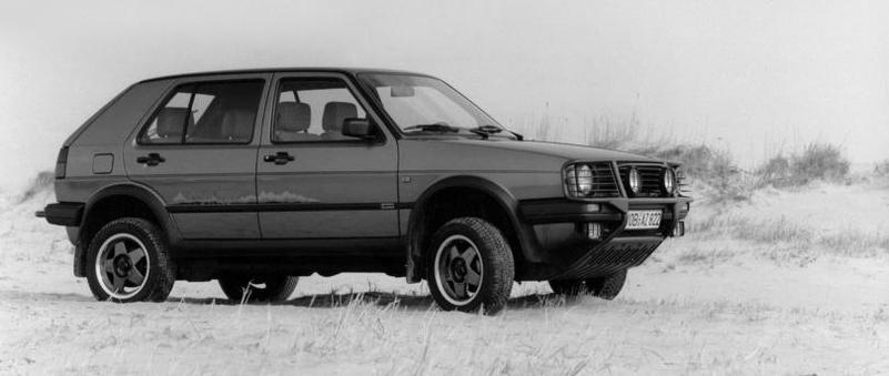 Fiat Panda 4×4 В конце 70-х в компании Фиат задумались о смене поколения своего самого компакт