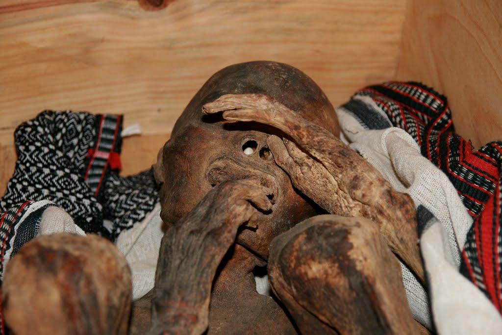 Хотя ибалои больше не практикуют мумификацию (это искусство было утрачено с приходом испанских колон