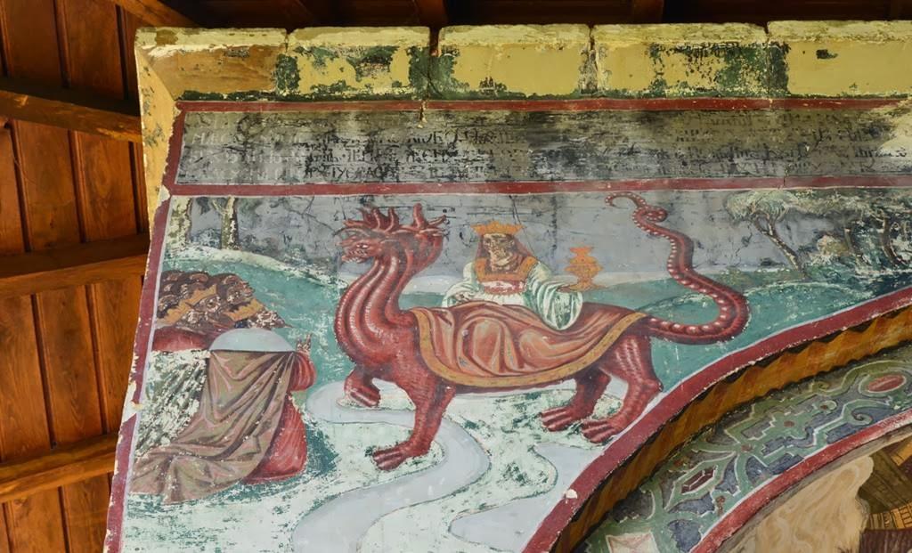 В 1500-х годах по всей стране вкладывались большие деньги в строительство храмов и монастырей. В 158