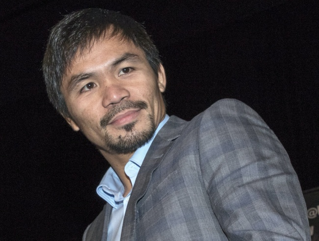 © EAST NEWS  Мэнни Пакьяо родился вочень бедной многодетной семье. Чтобы заработать нажизнь,