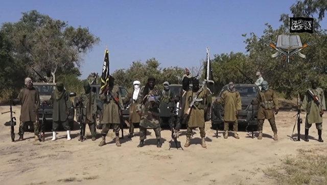 Исламисты из«Боко Харам» отпустили группу школьниц после 2-х лет плена