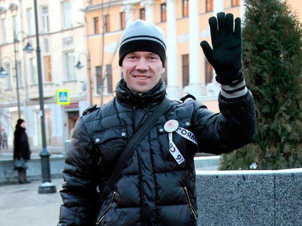 Политзаключенного Ильдара Дадина поместили водиночную камеру наполгода