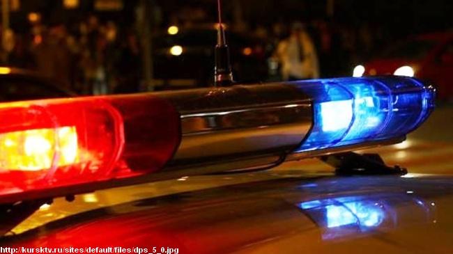 Нетрезвый шофёр на«Лексусе» протаранил два полицейских «Фокуса»