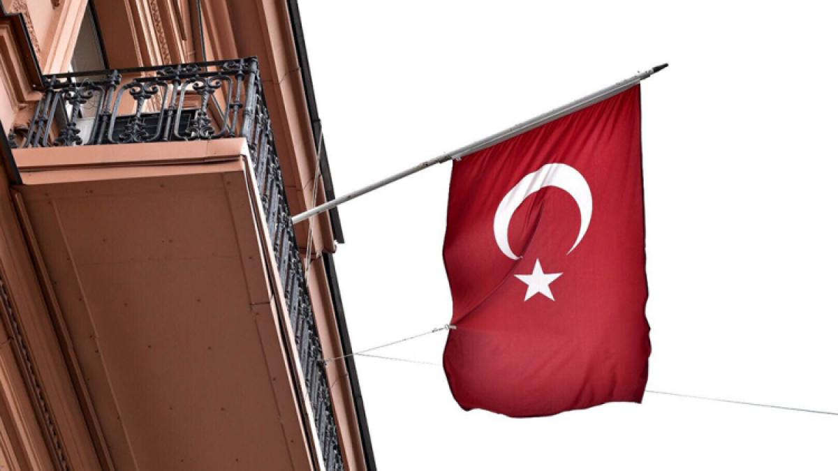 ВСтамбуле прошла массовая акция протеста против политики РФ вКрыму