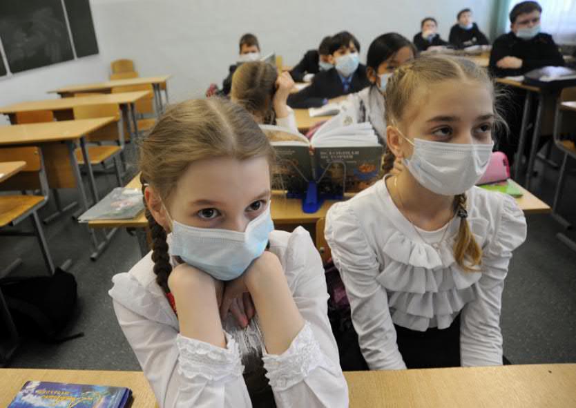 10 тыс. детей заболели ОРВИ запоследнюю неделю вУдмуртии
