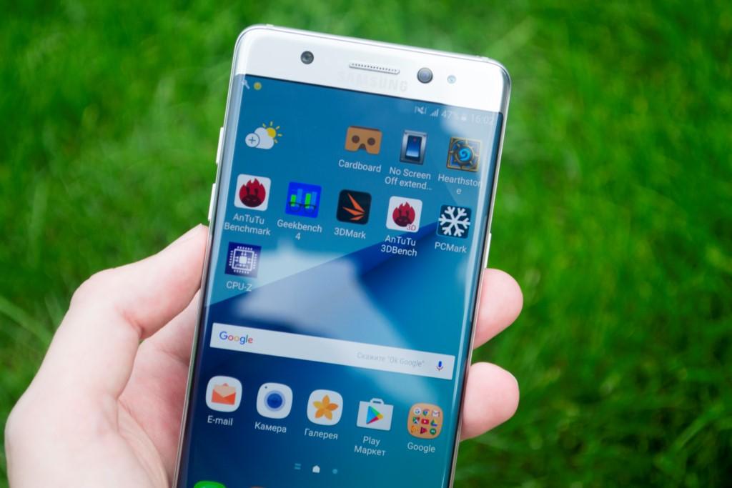 Самсунг Galaxy S8 будет первым телефоном споддержкой Bluetooth 5.0