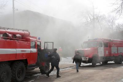 ВСамаре впожаре  наулице Теннисной умер  81-летний пенсионер