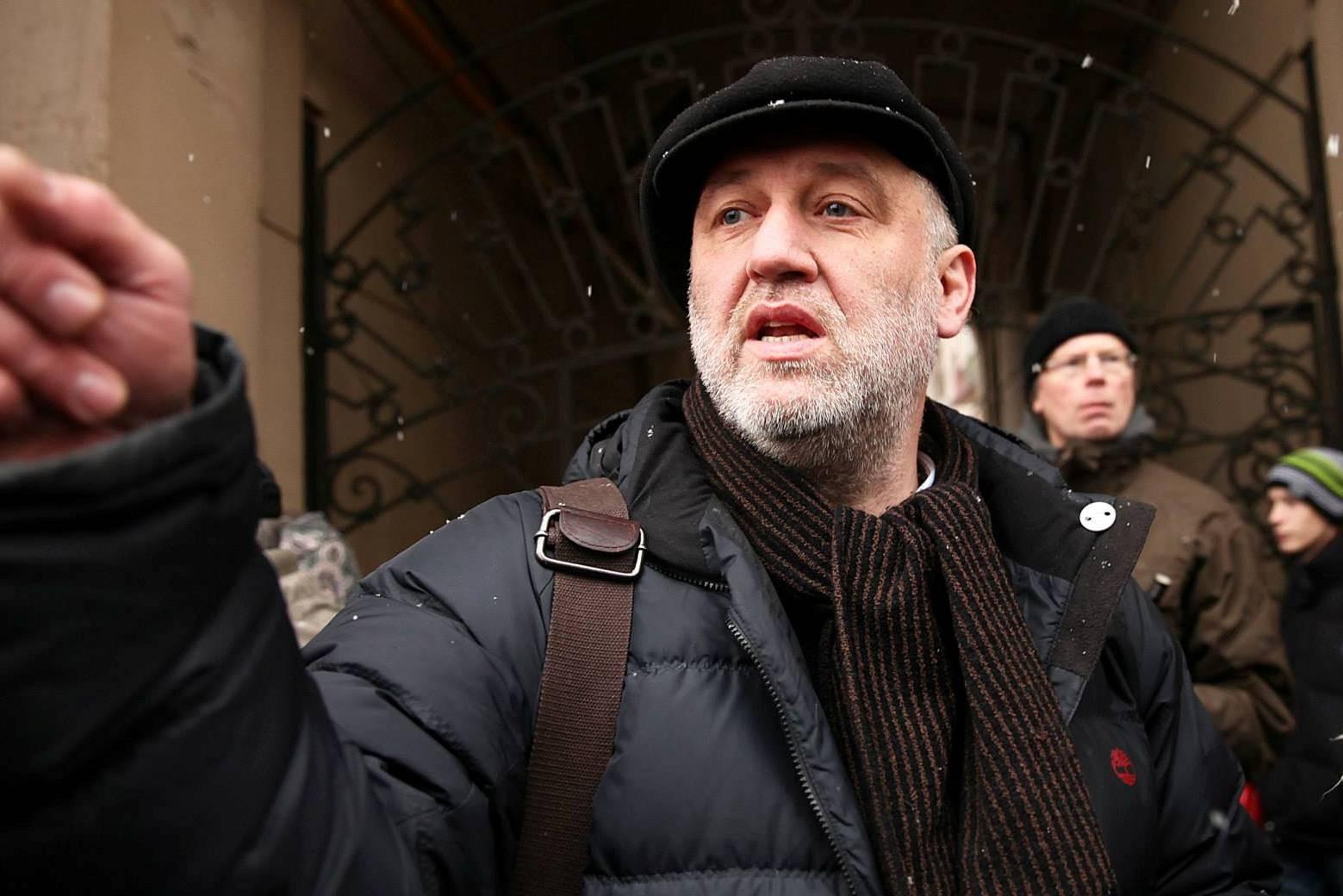 Репортера Сергея Пархоменко исключили изРусского ПЕН-центра