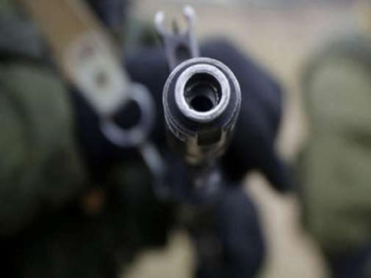 Вспальном районе Харькова стреляли изавтомата