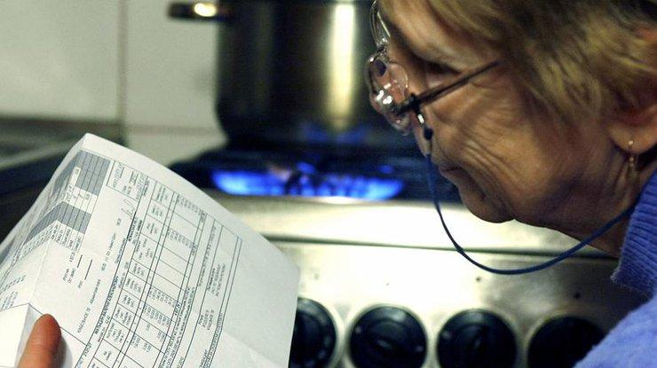 НКРЭКУ принудила облгазы указывать вплатежках энергию потребленного газа вкВт*ч