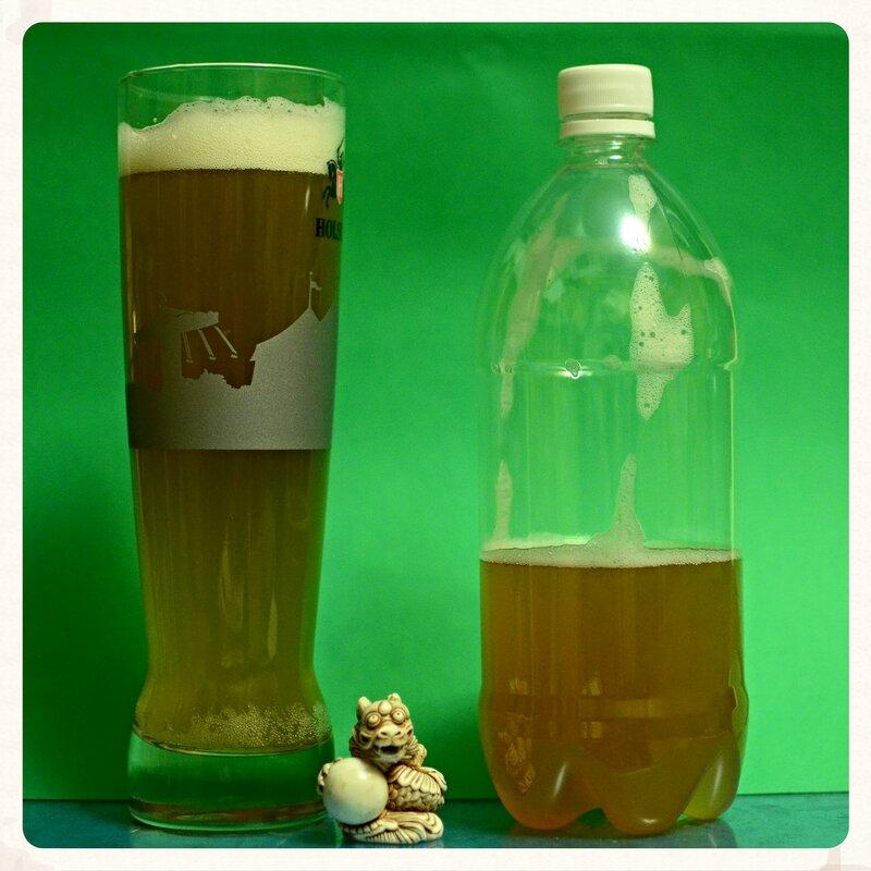 Пивной напиток  Владимирское Пшеничное