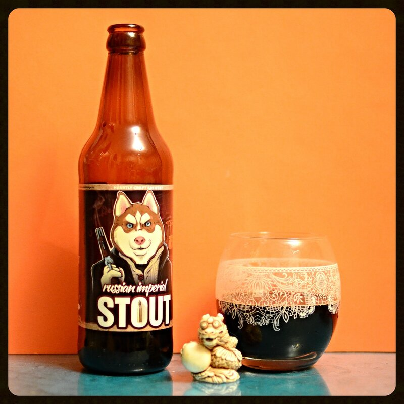 Heartly Russian Imperial Stout