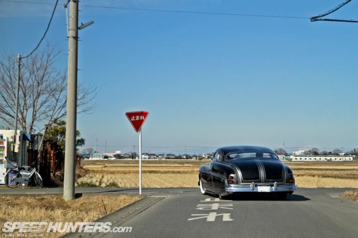 Merc9 – повесть о японском тюнинге