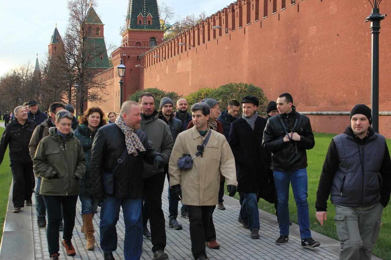 вокруг Кремля Марк Гальперин